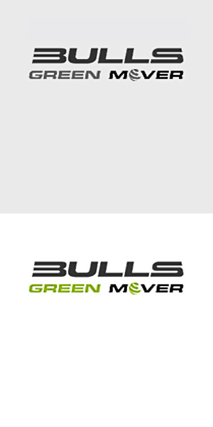 Bulls Green Mover Logo